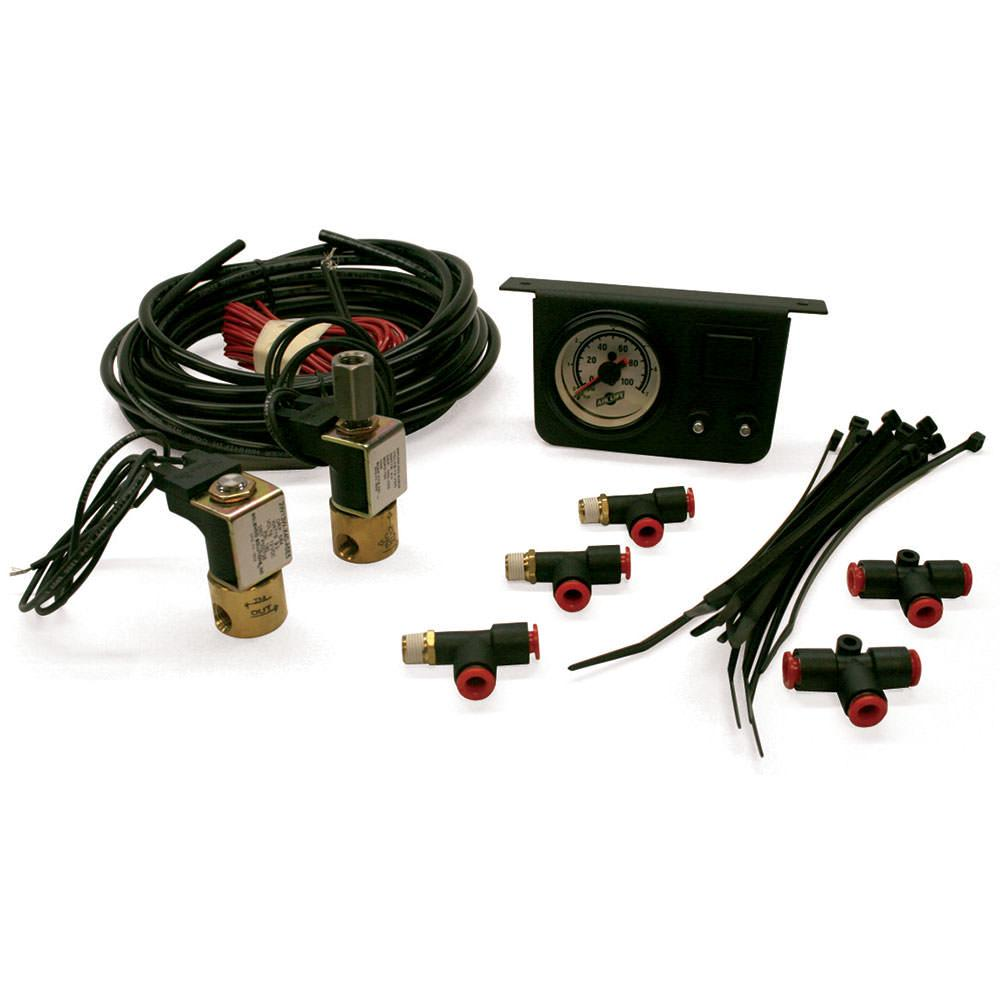 Air Lift Load Controller I Add On Dual Gauges   Air Lift 25802   Air Springs & Accessories