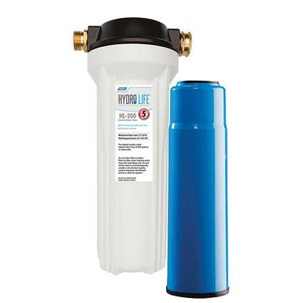 Hydro Life RV/Marine Exterior Water Filter Kit