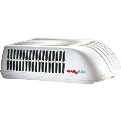 Tuff/Maxx Replacement Air Conditioner Shroud - Polar White