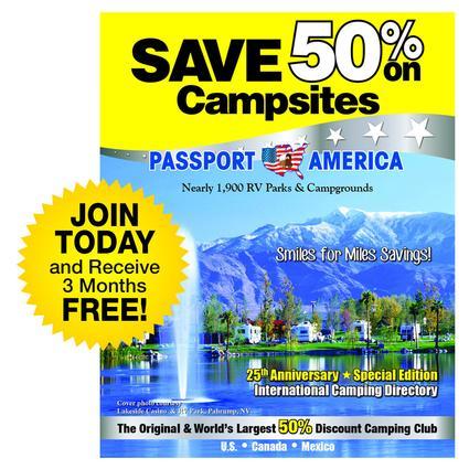 Passport America - 2 Year
