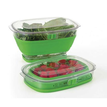 Collapsible Produce Keeper, 4 Quart