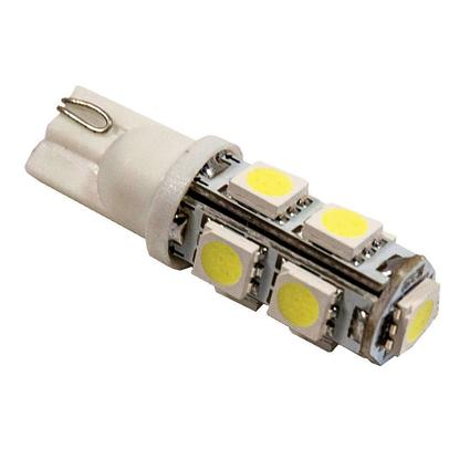 9 LED Wedge Mount, 6 Pack- Bright White