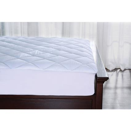 Hotel Collection Water Resistant Cotton Mattress Pad, RV King