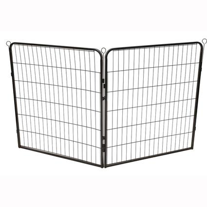 Extra Panels for Heavy-Duty Pet Fence, 2-Pack, 36
