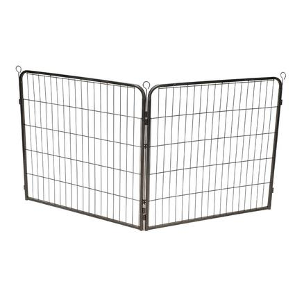 Extra Panels for Heavy-Duty Pet Fence, 2-Pack, 30