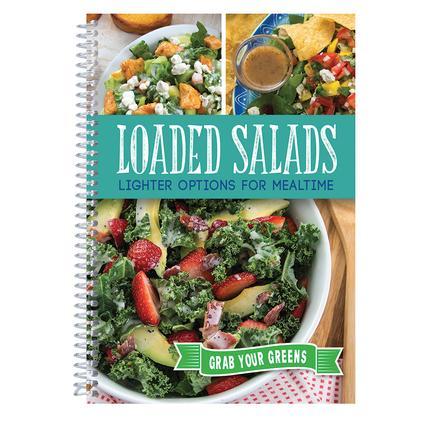 Loaded Salads Cookbook