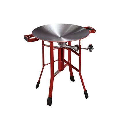 Red Shallow FireDisc Cooker, 24
