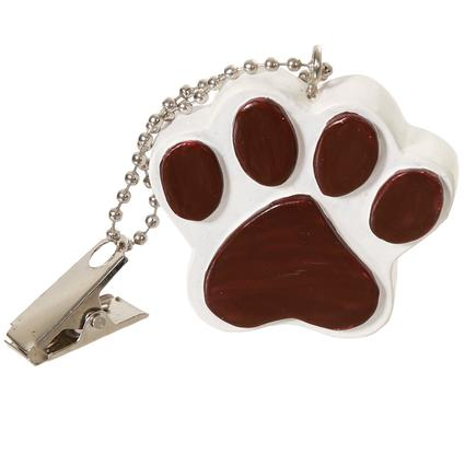 Paw Print Tablecloth Weights, Set of 4