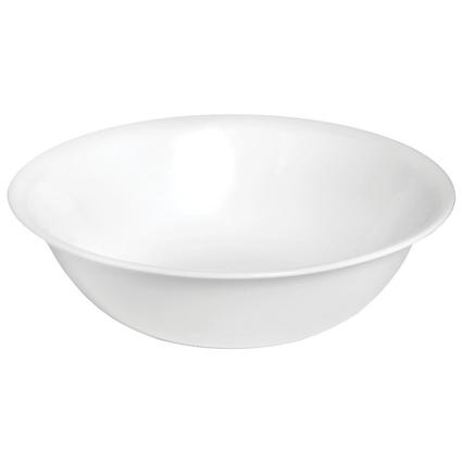 Corelle Livingware Serving Bowl, Winter Frost White