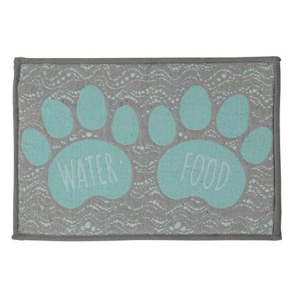 Food Water Door Mat