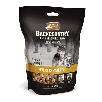 Merrick Backcountry Pet Food, Freeze Dried Chicken Meal Mixer, 5 oz.