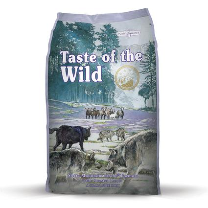 Sierra Mountain Canine Formula with Roasted Lamb, 30 lb. Bag