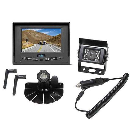 Digital Wireless Backup Camera System with 5