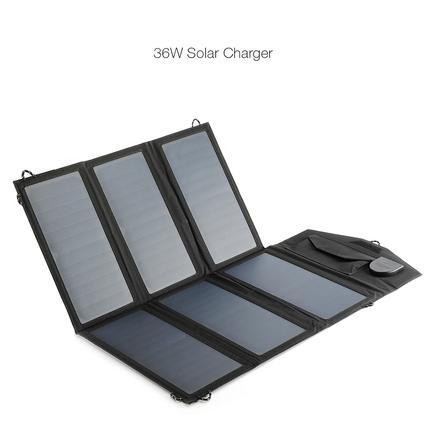 EcoFlow Tech Foldable 50 Watt Solar Panel