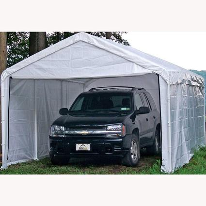 Super Max 10' x 20' 2-in-1 Canopy Shelter