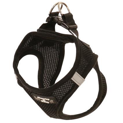 Medium Black Harness