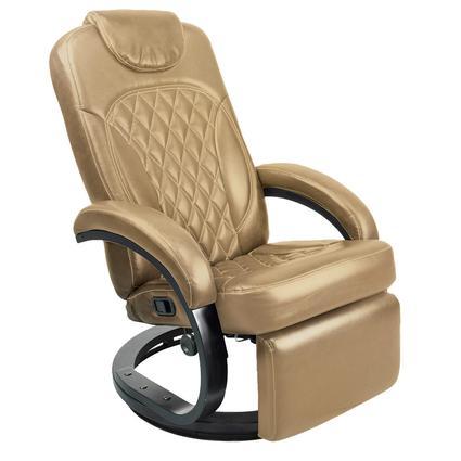 Thomas Payne Collection Euro Recliner Chair, Standard Euro Recliner Chair, Oxford Tan