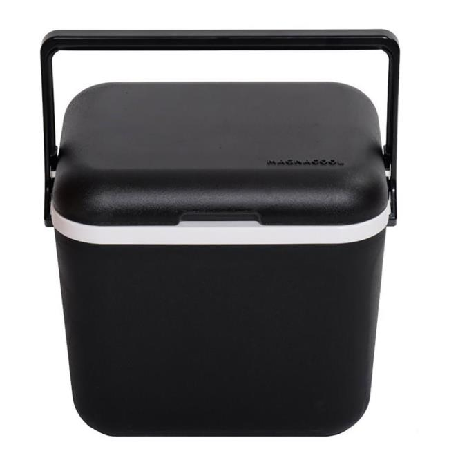 Image MagnaCool Personal Magnetic Cooler, Black. To Enlarge The Image,  Click Or Press .