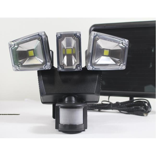 Nature power solar motion activated 1200 lumens triple head security image nature power solar motion activated 1200 lumens triple head security light to enlarge aloadofball Choice Image