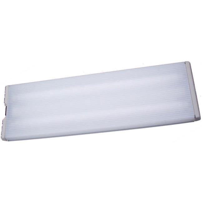 Recessed Fluorescent Light Fixture #746 - Leisure Time DIST-746 ...
