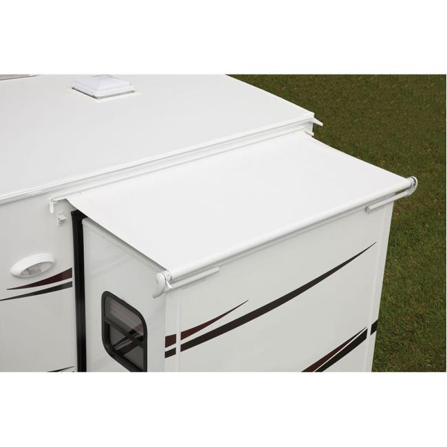 Perfect Image Dometic Elite SlideTopper With Metal Weathershield. To Enlarge The  Image, Click Or Press .