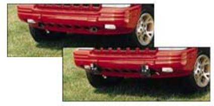 XL Series Tow Bar Mounting Bracket - Saturn SL1 & SL2 '96-'99, Station Wagon SW1 & SW2 96-99