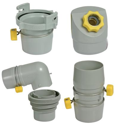 Camco Easy Slip Sewer Fittings