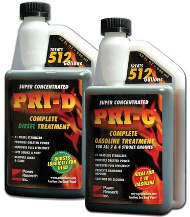 PRI Fuel Treatments