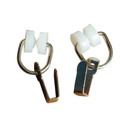 Drape Carrier - Hook Style #8