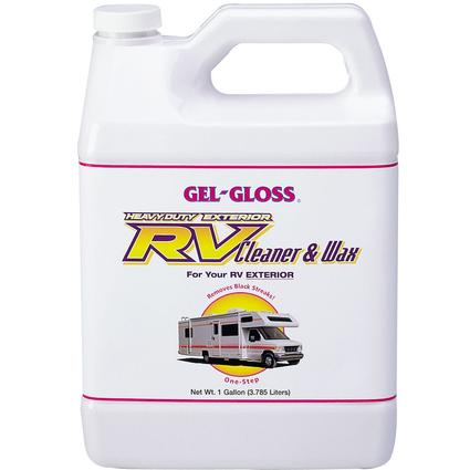 Gel Gloss RV Cleaner - Gallon