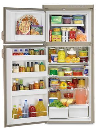 Dometic Classic RM2620 2-Way Refrigerator, Double Door, 6.0 Cu. Ft.