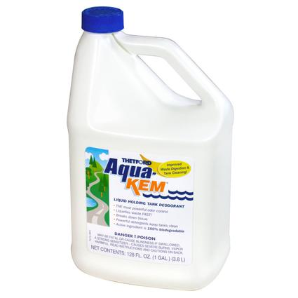 Aqua-Kem Liquid -- Gallon