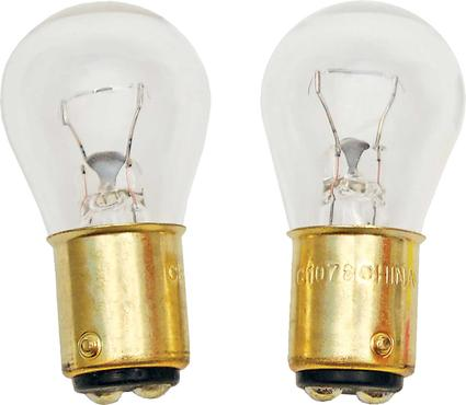 Automotive Type 12V Bulb Ref. 1076 Double Contact