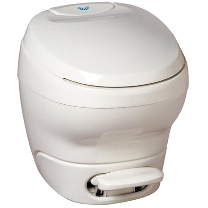 Bravura Toilet High Profile - White