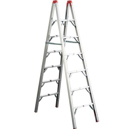 7' Double-Sided Rung Ladder
