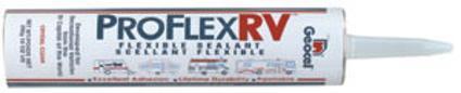 ProFlex RV Flexible Sealant - Bright White