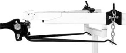Reese Round Bar Weight-Distributing Hitch, 800 lbs. Max Tongue Weight