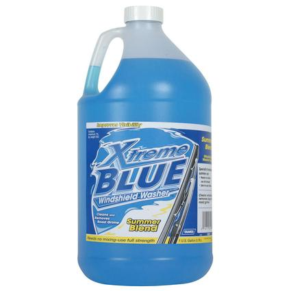 -20 Xtreme Blue Windshield Washer