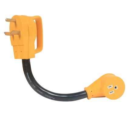 Power Grip Adapter - 30A Male to 15A Female