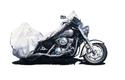 Silvertech Motorcycle Cover-Xtra Large