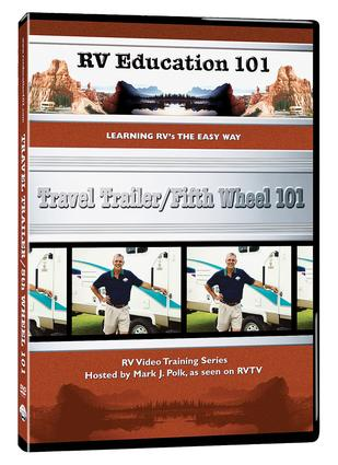 RV Education 101, DVD - Travel Trailer/5th Wheel