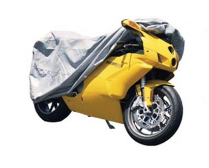4-Layer SoftGard Motorcycle Cover - Large