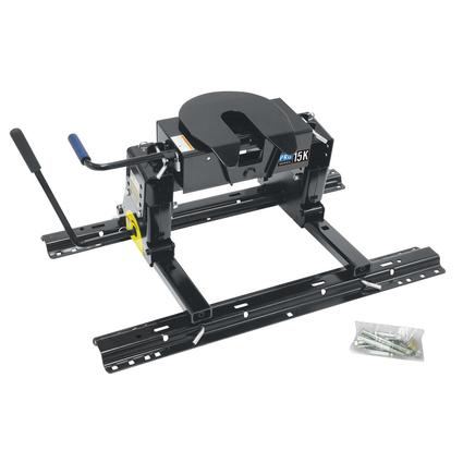 Pro Series 15K 5th Wheel Hitch with Kwik-Slide