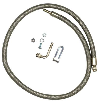 Stainless Steel Spare Tire Inflator