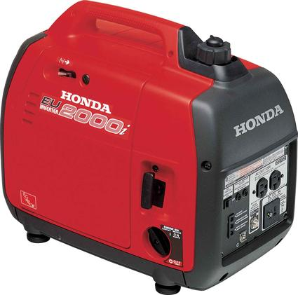 Honda EU2000i Generator - CARB Compliant