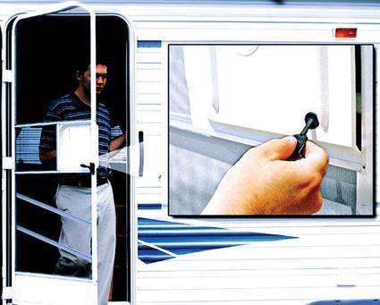 Screen Door Opener