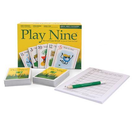 Play Nine Card Game