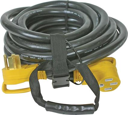 Power Grip Heavy-Duty 50A Extension Cord - 30 ft.
