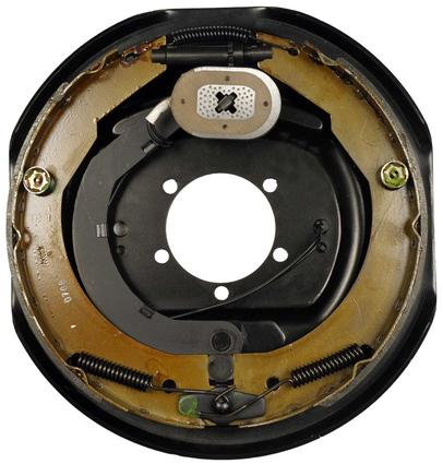 Electric Brake Assembly, 12