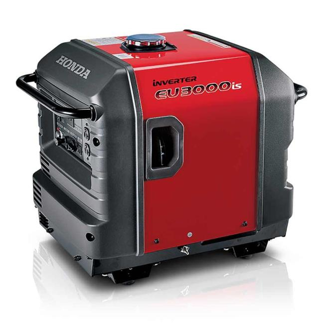 Image Honda EU3000is Generator   CARB Compliant. To Enlarge The Image,  Click Or .